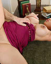 Latina with big ass gets fucked